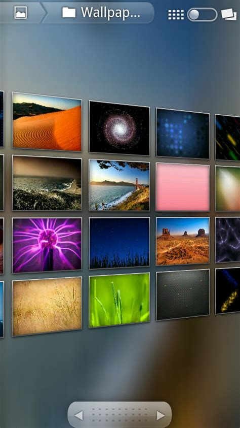 android gallery flan gallery application now available for android 2 0