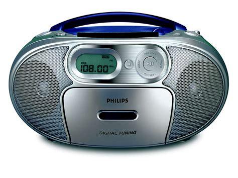 radio cassette cd radio cassette cd az1053 12 philips