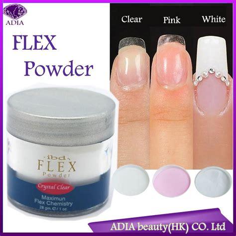 Acrylic Powder Clear Pink Bubuk Akrilik Nail Acrylic Tepung Nails 2016 new ibd nail pink clear white flex acrylic powder chemistry 28g polymer 3
