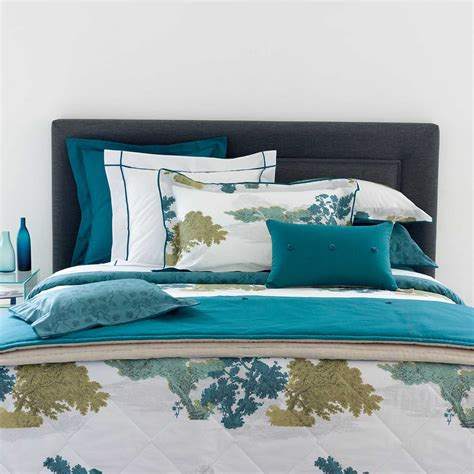 Couette Delorme by Yves Delorme Calicot Bleu Brandalley