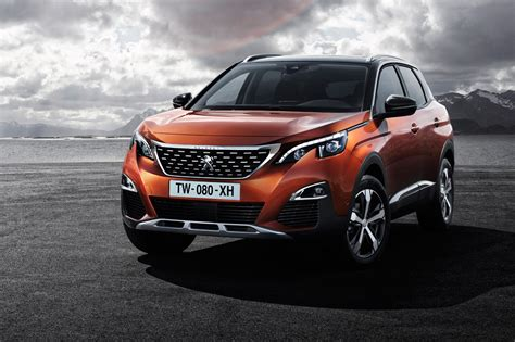peugeot jeep 2016 peugeot 3008 revealed a new suv look for pug s 2016
