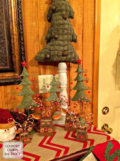 my primitive country christmas decor 2014