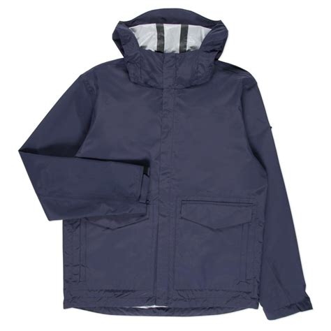 Jacket Navy paul smith s navy waterproof hooded jacket in blue for navy lyst