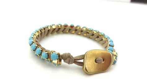 top jewelry trends for 2014 rhinestone chain bracelets