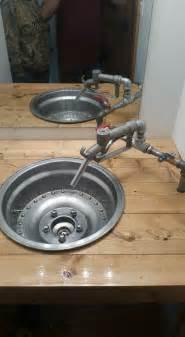 bathroom mehr mancave themes ideas garage auto themed basement bath for teen boys done