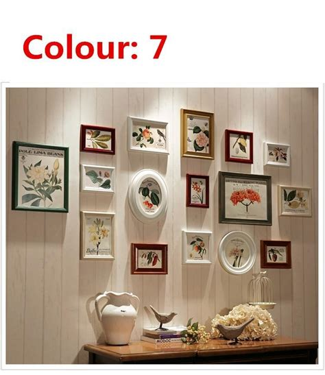 picture frames sets white frames colorful home decor