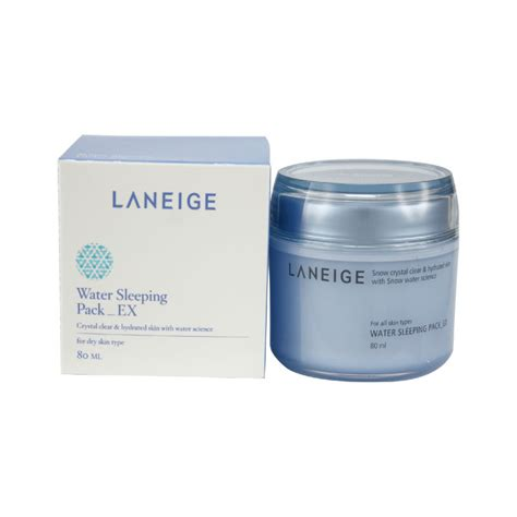 Jual Laneige Water Sleeping Pack 80ml laneige water sleeping pack ex 80 ml ราคา โปรซ อ 1 แถม