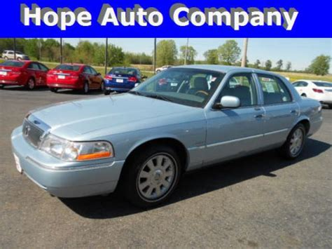 auto air conditioning service 2005 mercury grand marquis electronic toll collection buy used 2005 mercury grand marquis in 1700 n hervey st hope arkansas united states for us