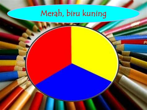Hio 5 Warna 5 Unsur warna