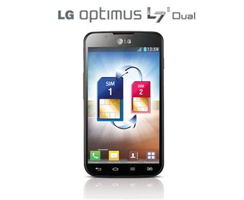Hp Lg P715 gsm lg optimus l7 ii dual p715