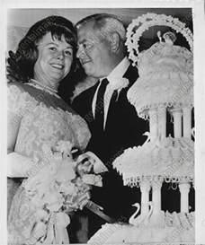 edith mack hirsch 1963 desi arnaz actor weds edith mack hirsch press photo