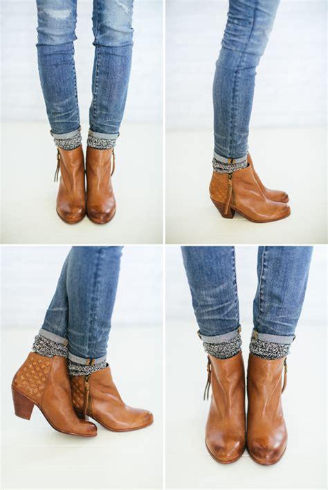 how to wear ankle boots how to wear ankle booties with socks