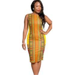 Modern Dashiki Dress » Ideas Home Design