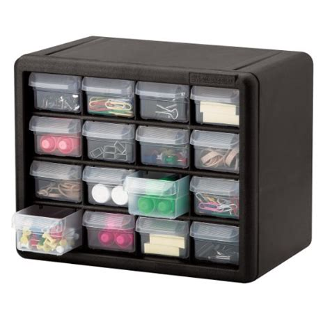 Craft Organizer Drawers by Akro Mils 10116 16 Drawer Plastic Parts Storage Hardware