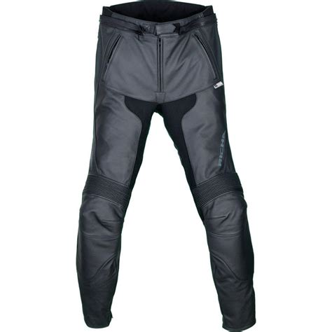 motorbike trousers richa boot leather motorcycle trousers trousers