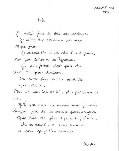lettere d impossibile lettre d adieu amour impossible mod 232 le de lettre