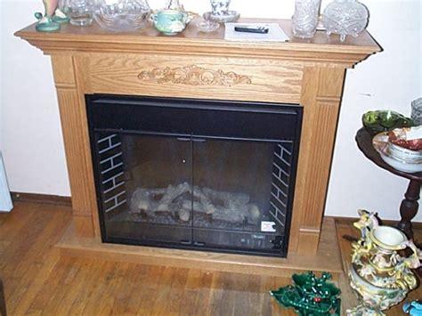 81 oak pyromaster 33 inch electric fireplace mantel ca