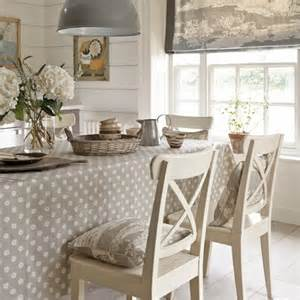 Dining Room Chair Fabric Ideas Country Style Rooms Bedroom Dining Room And Kitchen