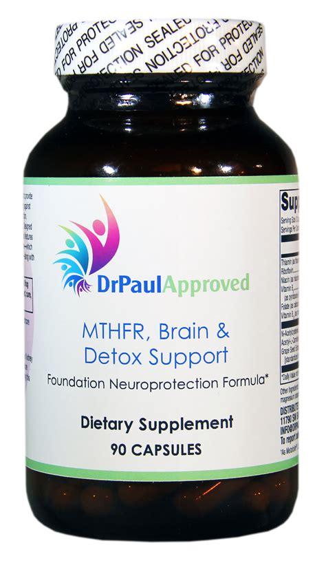 Brain Detox by Drpaulapproved Mthfr Brain Detox Support