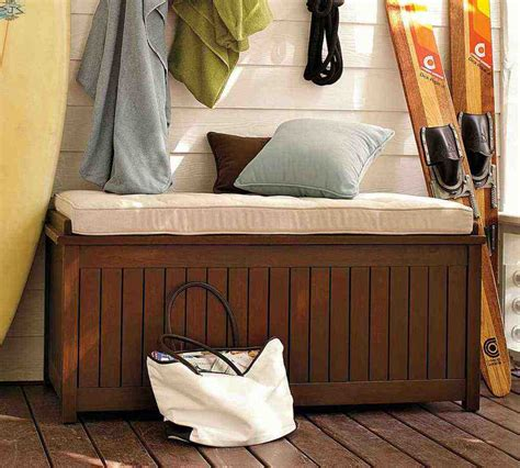 outdoor storage bench with cushion outdoor storage bench with cushion home furniture design