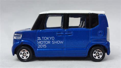 Tomica Honda N Box 2013 8 トミカ no 020 honda n box 東京モーターショー2015 まつくログ トミカ分室