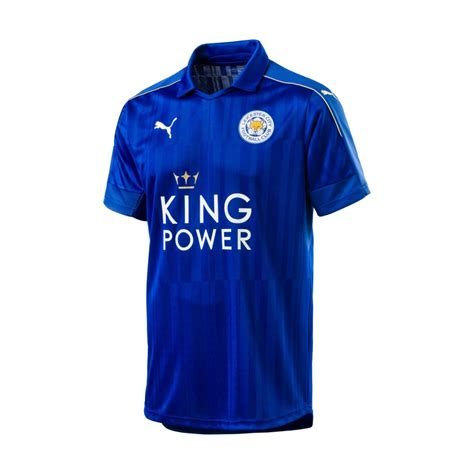 desain jersey leicester city leicester city 16 17 youth home jersey