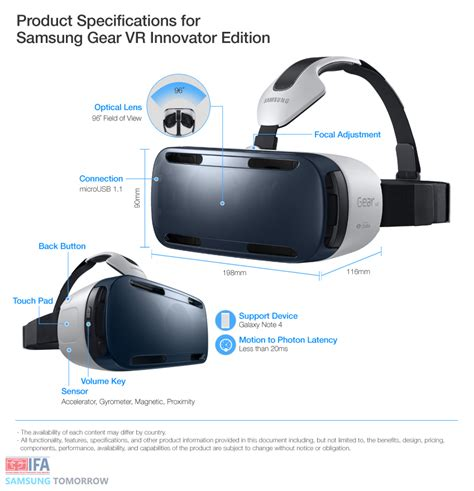 Vr Gear Samsung samsung gear vr innovator edition now available in united