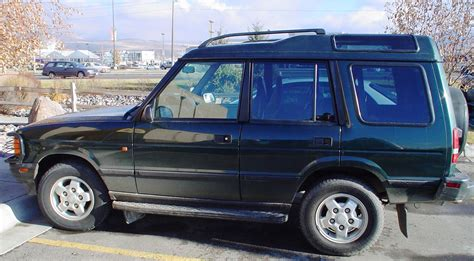 land rover 1996 discovery 1996 land rover discovery exterior pictures cargurus
