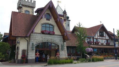 exploring little bavaria frankenmuth michigan outside
