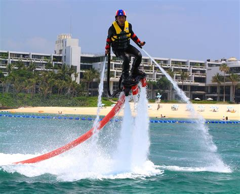 Jet Bor fly board is the on water japan update
