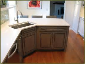 Kitchen Cabinets Corner Sink by 10 Tips For Corner Kitchen Sink Ward Log Homes