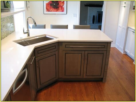 kitchen cabinet with sink 10 tips for corner kitchen sink ward log homes