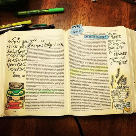 doodle journaling ideas 50 best images about ruth bible journaling by book on