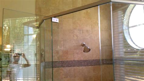Shower Door Header Frameless Shower Door Header Sistem