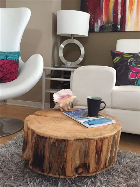 Diy Tree Stump Coffee Table Best 20 Tree Stump Side Table Ideas On Tree Stump Table Wood Stumps And Stump Table