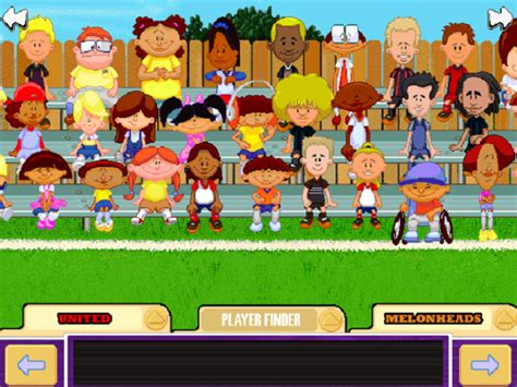 backyard characters backyard soccer 2004 game giant bomb
