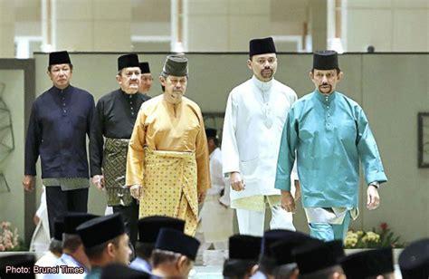 royal wedding ceremonies   brunei sultans son