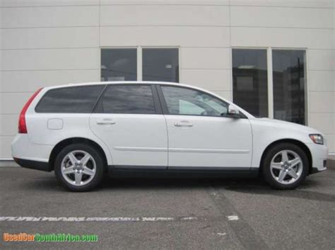 2010 volvo v50 used car for sale in hartswater northern