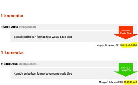 format waktu cara mengganti format zona waktu blog di blogger blogernas
