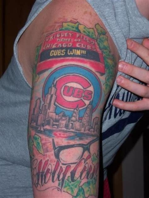 go cubs go chicago tattoos pinterest tattoos and