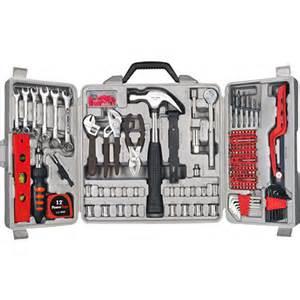 great neck 205 pc home tool set walmart