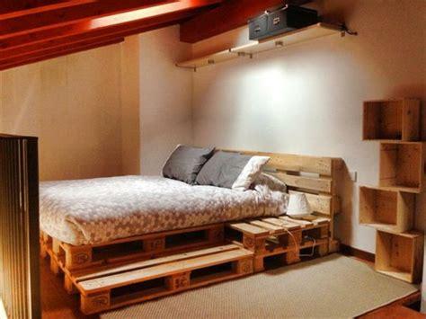 Schlafzimmer Sitzmöbel Ideen by Noch 64 Schlafzimmer Ideen F 252 R M 246 Bel Aus Paletten