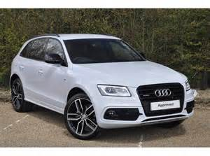 used 2016 audi q5 2 0 tdi quattro s line plus 190ps for