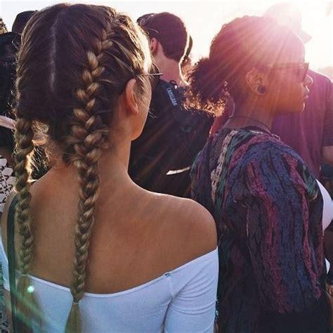 embrace braids 15 tumblr embrace messy hair pinterest double