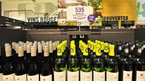 siege social saq le gouvernement appuie le d 201 veloppement viticole du qu 201 bec