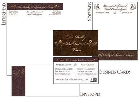 business card letterhead package letterhead stationary notepads email stationary