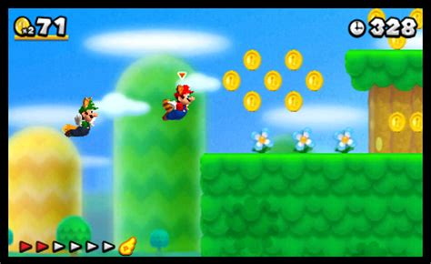 new super mario bros 2 nintendo 3ds family friendly gaming