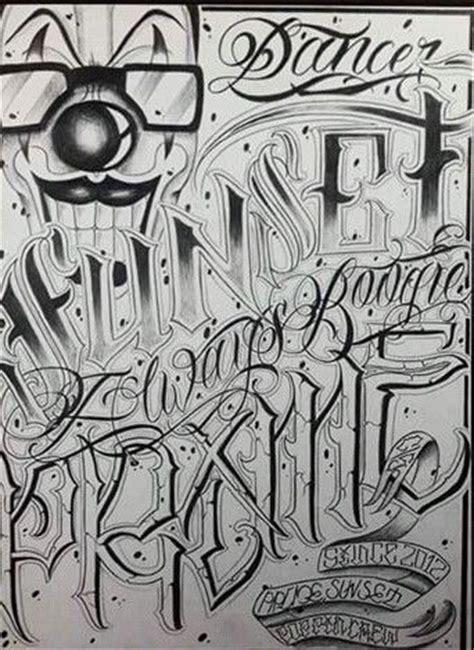 chicano lettering chicano lettering graffiti alphabet