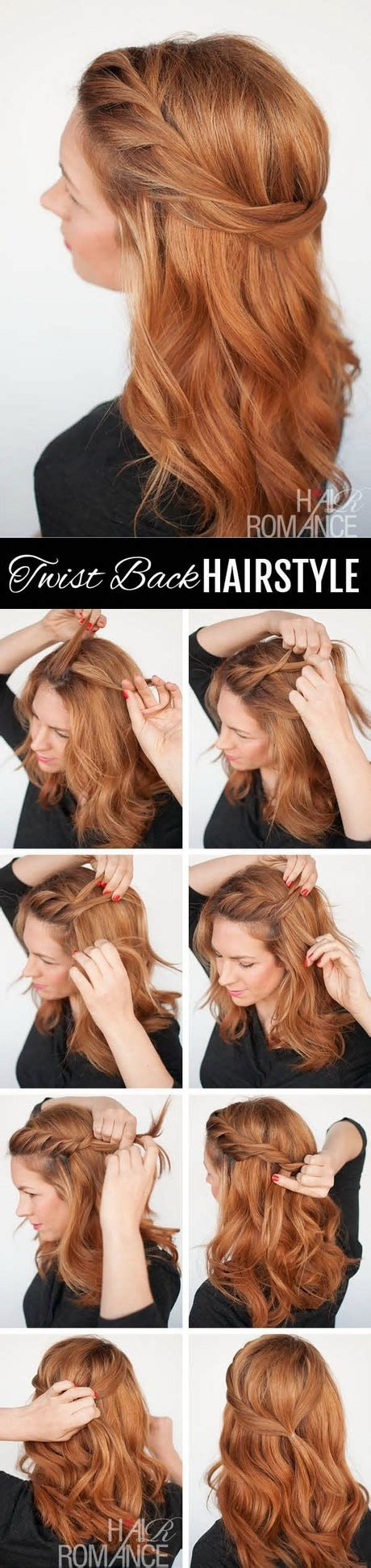 hairstyles for lazy women 7 hairstyles for lazy girls
