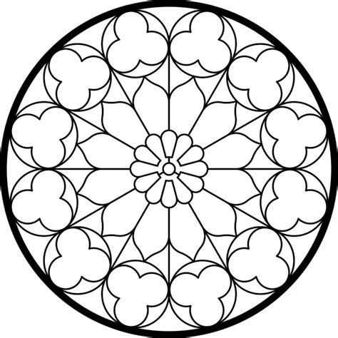 mandalas stained glass coloring book pdf 1000 images about zendala templates on